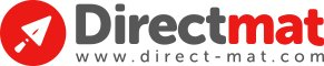 Logo Direct Mat | Agence web Lemon Interactive
