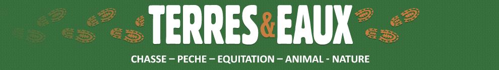 Logo Terres & Eaux | Agence web Lemon Interactive
