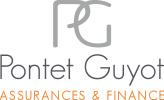 Logo Pontet Guyot| Agence web Lemon Interactive